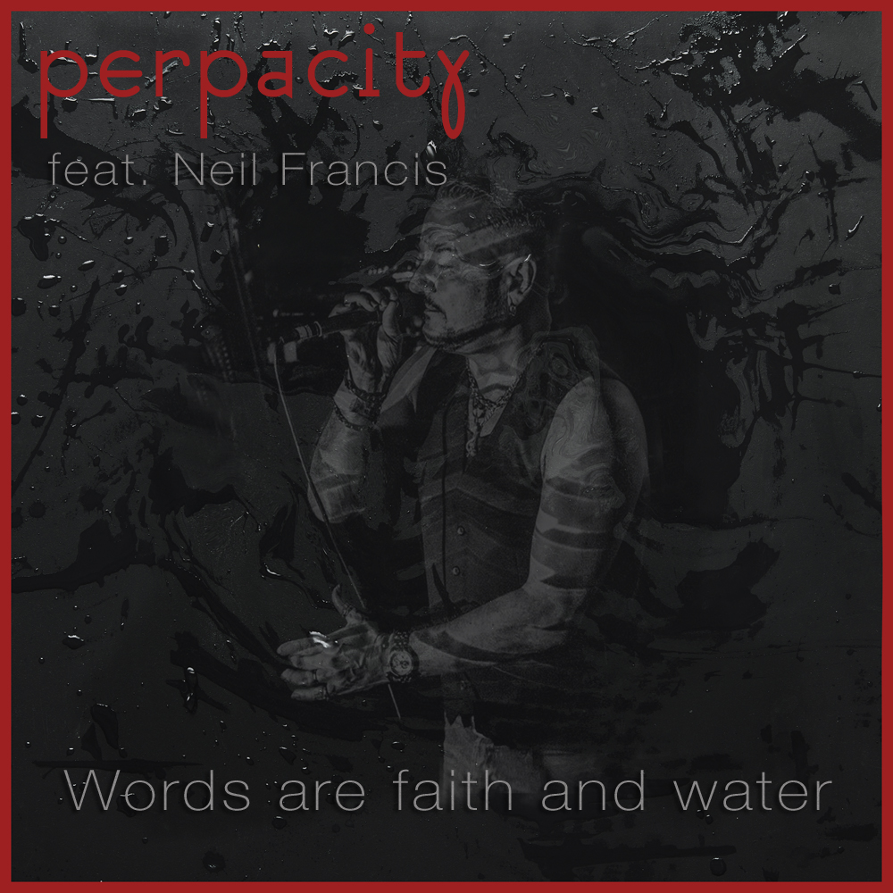Words are faith and water